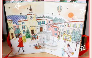 Floortjeloves, l'occitane, advent, advent calender, Christmas, xmas