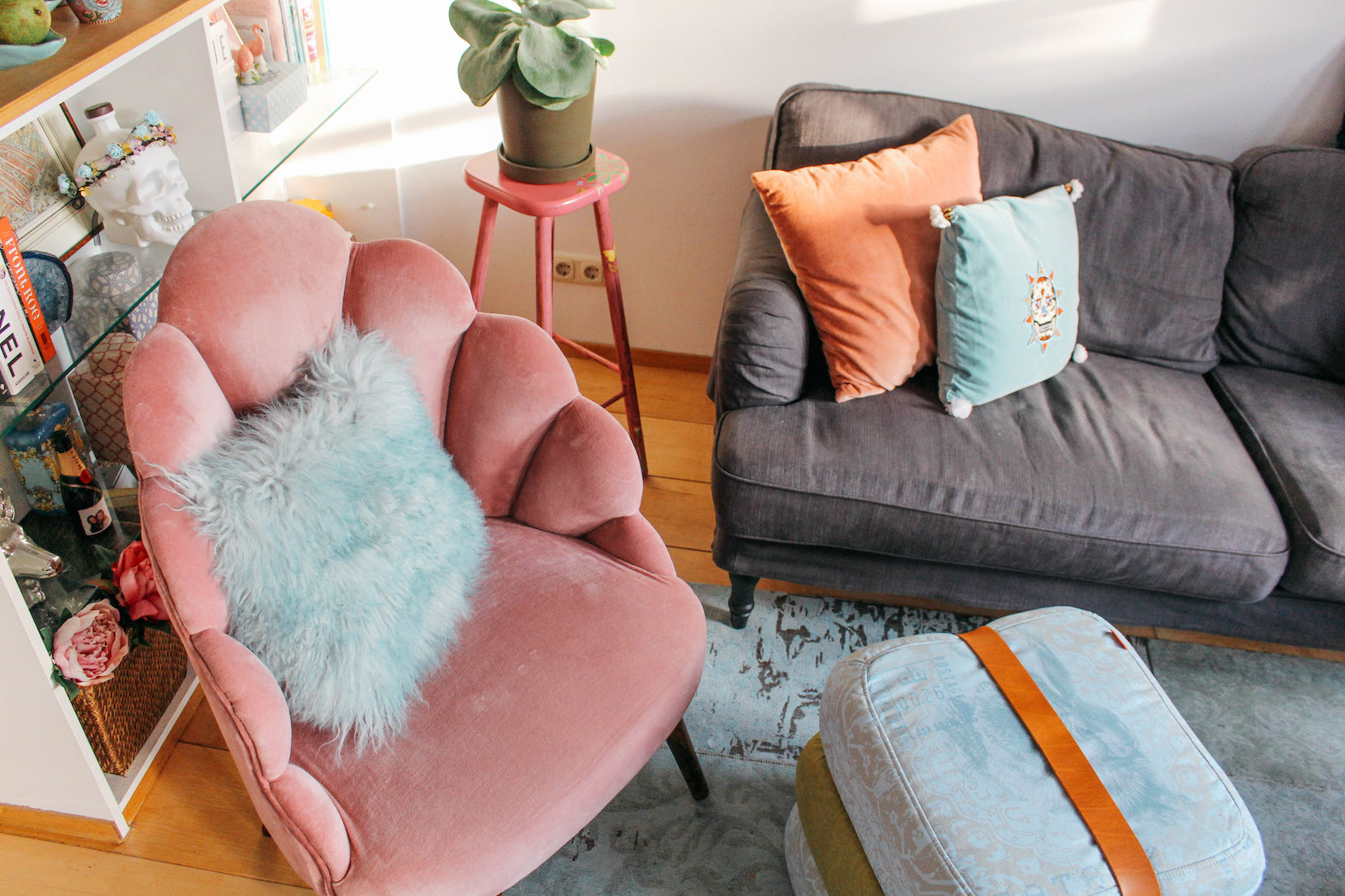 Floortjeloves, fatboy, baboesjka, pouf, interior, interior design, home