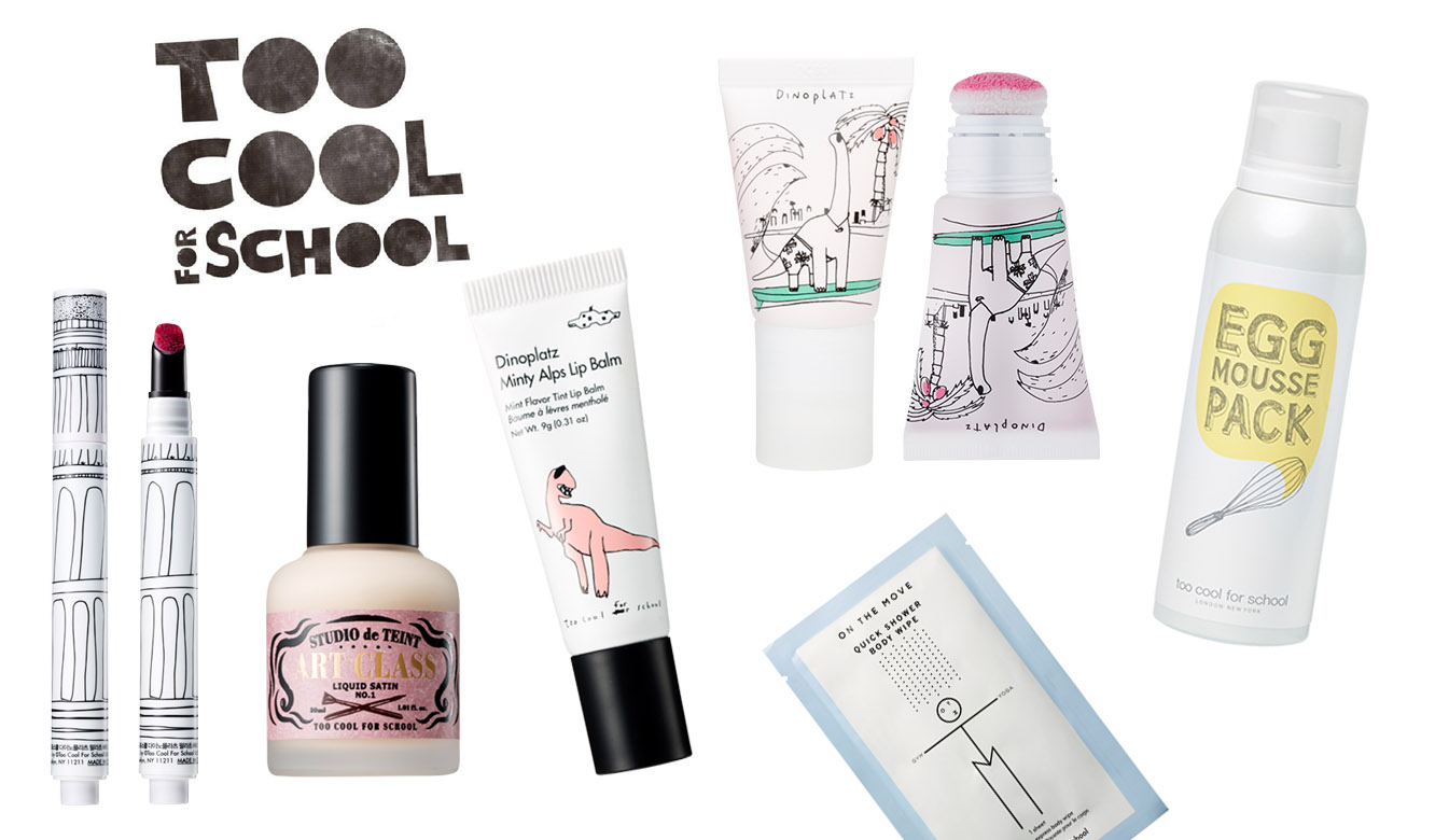 Floortjeloves, make-up, makeup, beauty, tonymoly, too faced, storybook cosmetics, too cool for school, und gretel