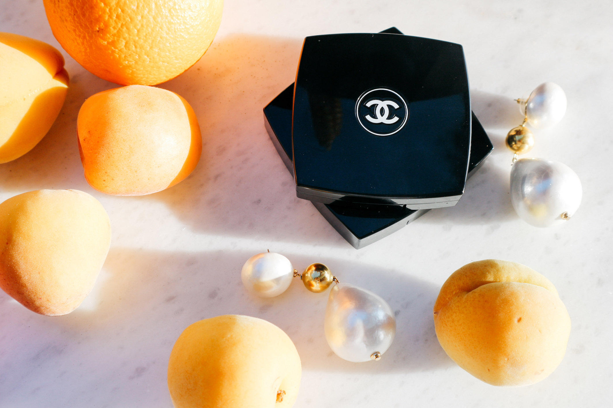 floortjeloves, MY CHANEL SUMMER LOOK, make-up, summer make-up, beauty, chanel, izmir