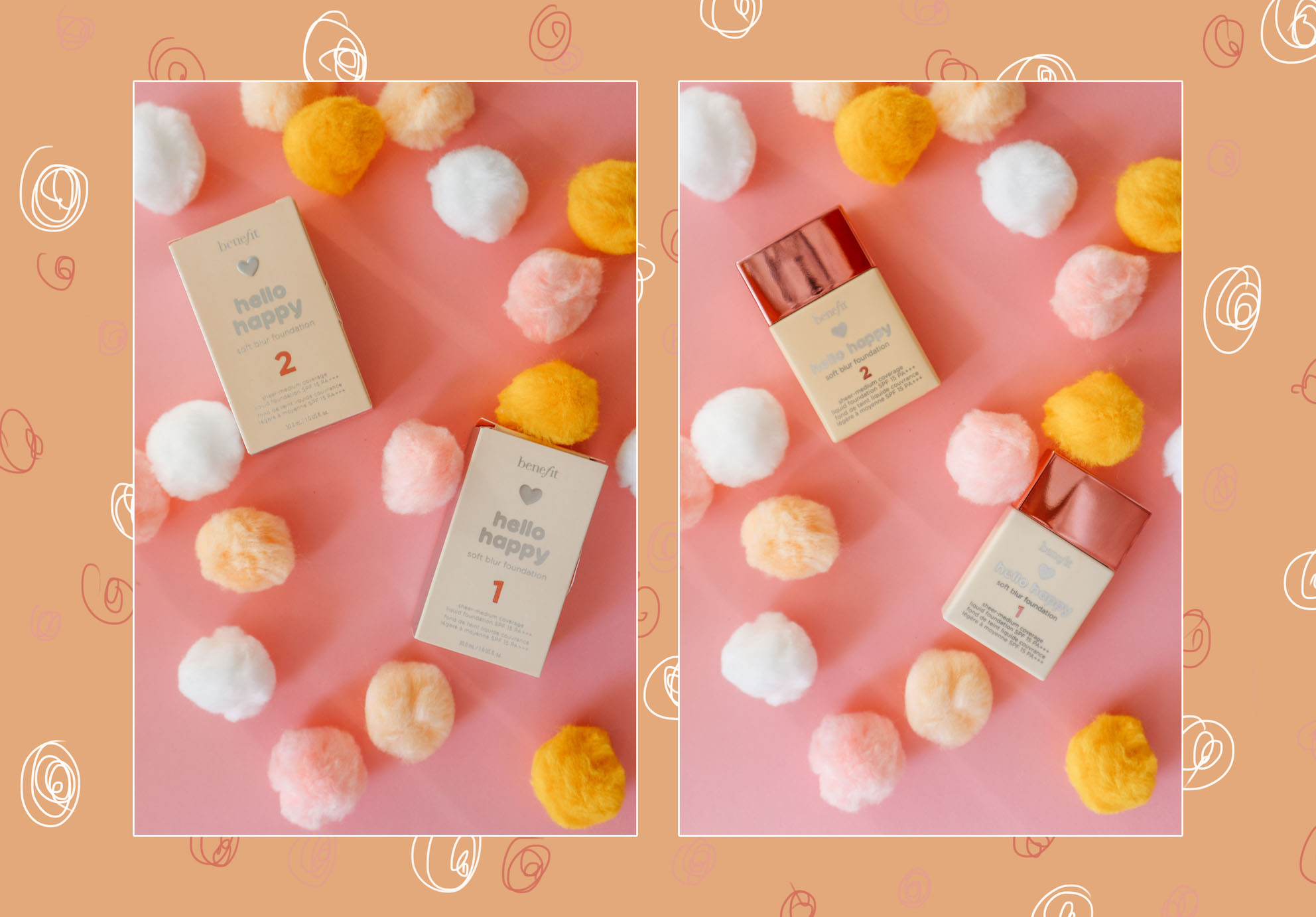 floortjeloves, hello happy teint, the new foundation you need to try, benefit, benefit foundation, hello happy, hello happy foundation, benefit make-up, make-up, foundation, teint