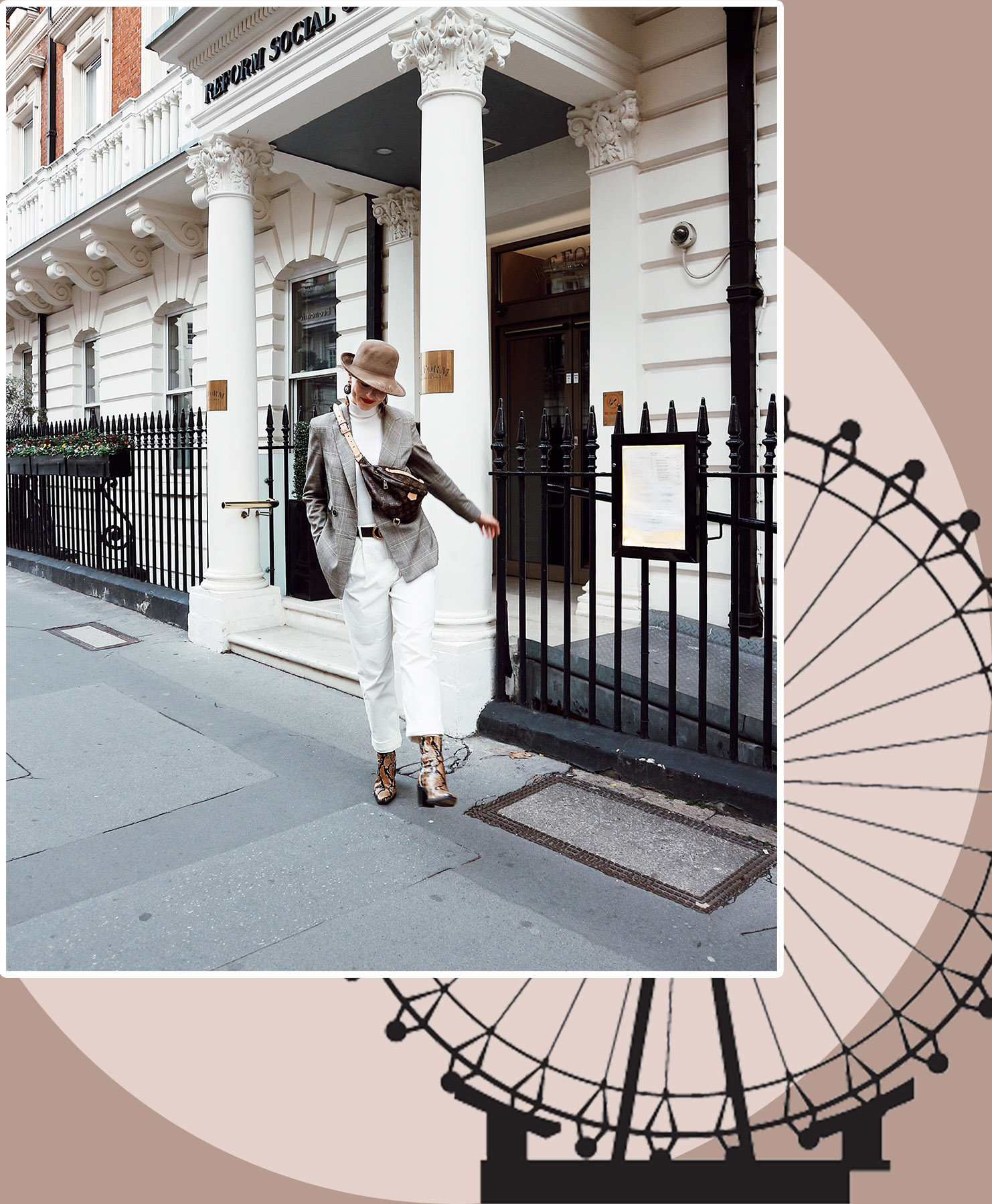 floortjeloves, London, uk, fashion, what I wore, father daughter trip, father daughter weekend