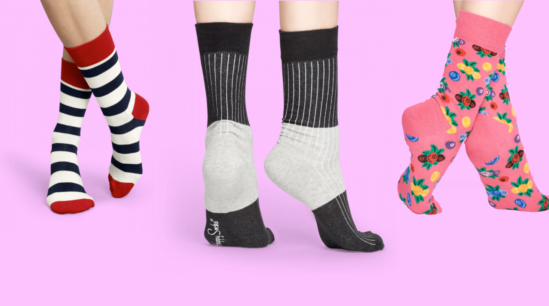 SUSTAINABLE BUSINESS: HAPPY SOCKS!