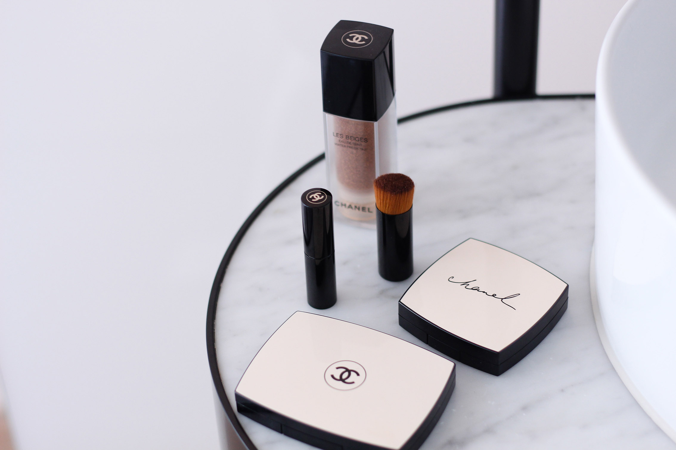 floortjeloves, chanel, chanel les beige, chanel makeup