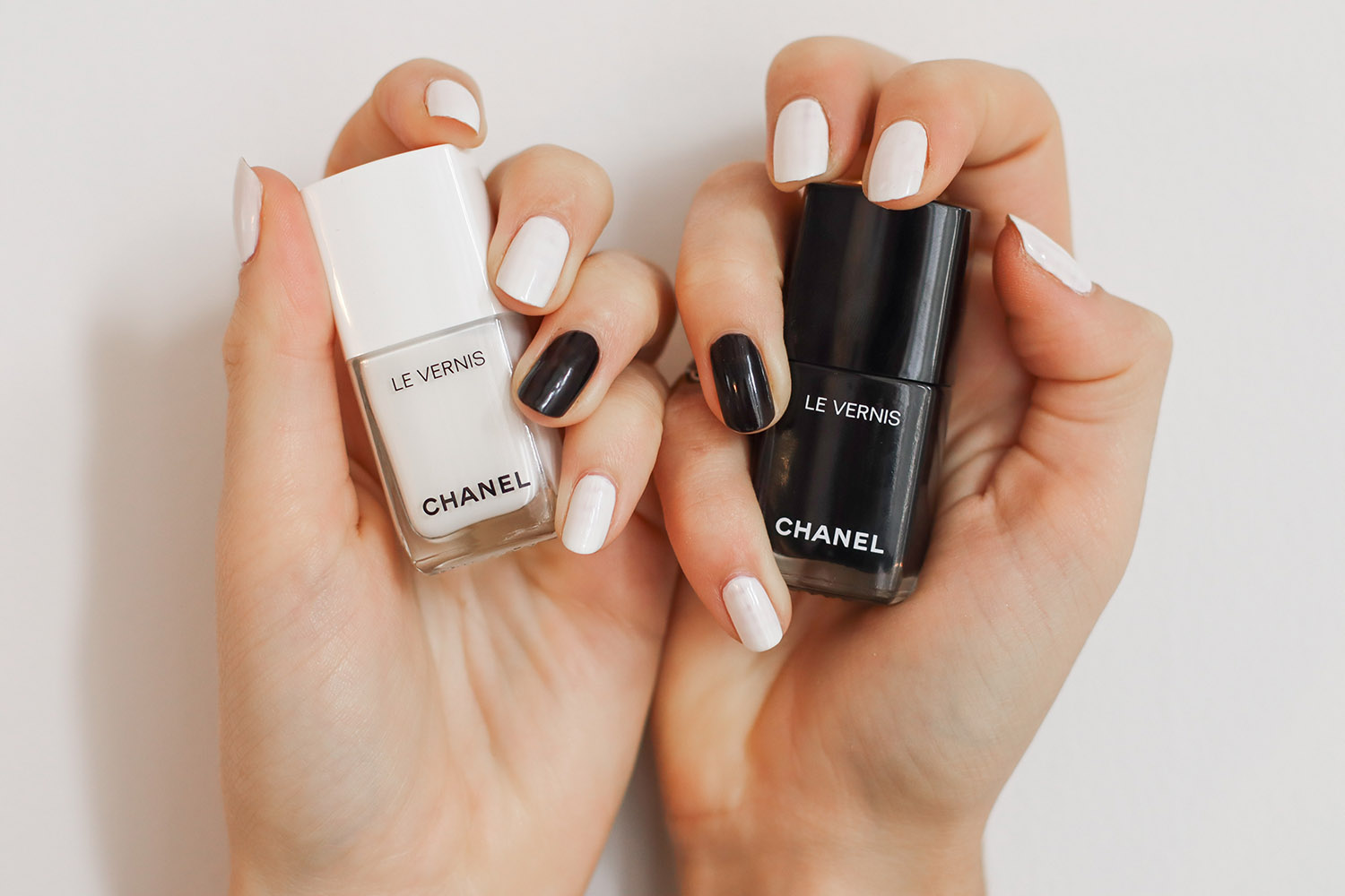 floortjeloves, Noir et Blanc de Chanel, Noir et Blanc, chanel, fall look, chanel beauty
