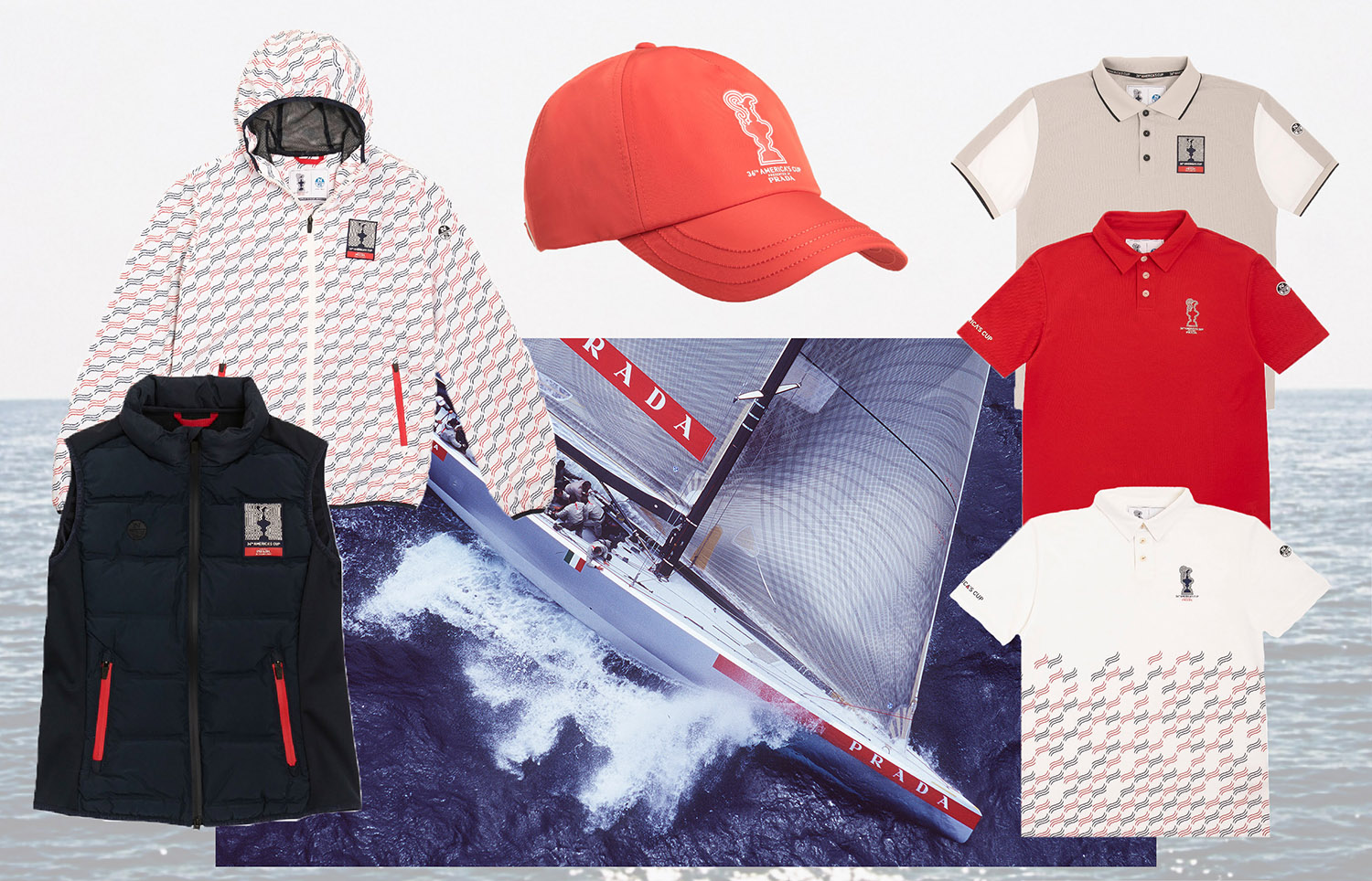 floortjeloves, Prada cup, north sails, sailing